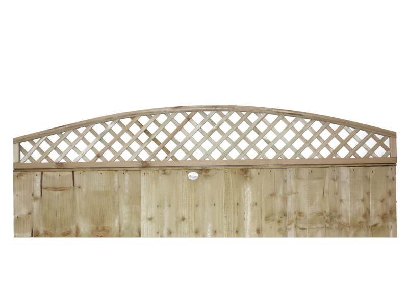 Dome Top Diamond Trellis