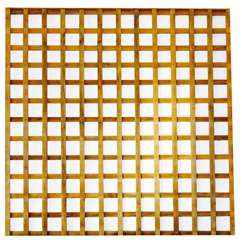 Square Trellis Panels